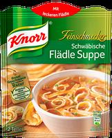 Schwäbische Flädle Suppe 34 г