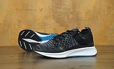 Мужские кроссовки Puma Ignite Evoknit Low Black/White, Пума Игнит Евокнит, фото 2