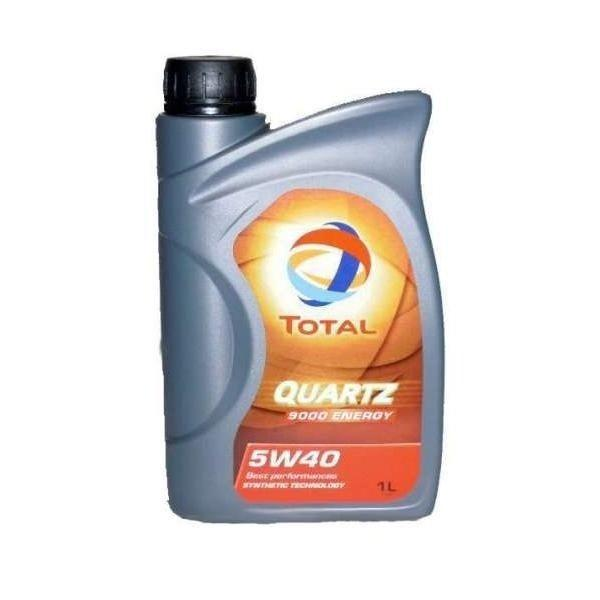 Моторное масло синтетическое Total Quartz 9000 Energy 5w40 1л