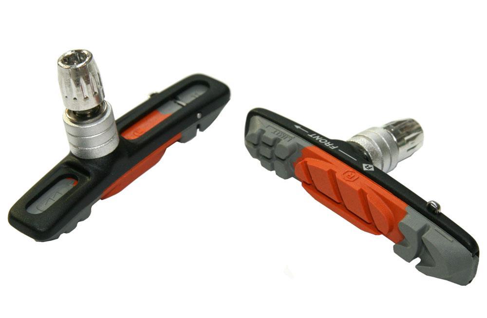 Тормозные колодки Ashima Sport для ободных вело тормозов V-Brake