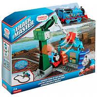 Моторизованный игровой набор Разрушение Пристани, Thomas & friends