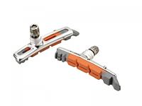 Тормозные колодки ASHIMA Aero Ultra картридж AP72CV-M-A-AL для вело тормозов V-Brake