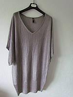 СТИЛЬНАЯ КОФТА -туника Longshirt  р.56/58  Tаkko fashion Германия