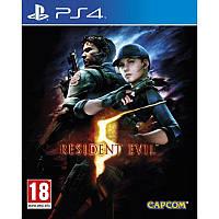 Игра Resident Evil 5 для Sony PS 4 (английская версия)