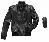 Мотокуртка Blauer Indirect кожа черный L