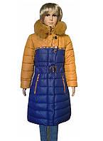 Пальто зимнее на 10-15 лет