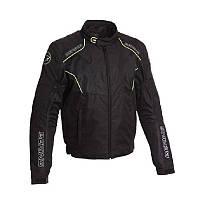 Куртка Bering текстиль TIAGO black/fluorescent  (M), арт. BTB527, арт. BTB527, фото 1