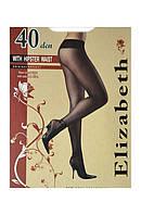 Elizabeth Колготки 40 den WITH HIPSTER WAIST с низкой талией 008EL размер-4