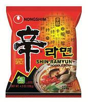 Nongshim Shin Noodle Ramyun 120 г