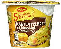 Maggi 5 Minuten Terrine Kartoffelbrei mit Röstzwiebeln & Croutons 56 г