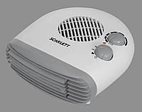 Тепловентилятор Scarlett 2000 Вт/поворотный.