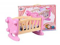 Кроватка для кукол Технок (4180)