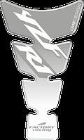 Наклейка на бак Print Spirit YZF серый