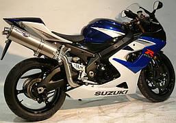 Глушник Micron Titan Suzuki GSX-R1000 2005-