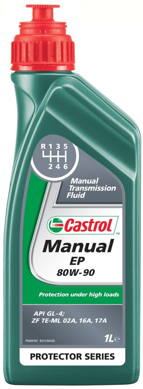 Трансмиссионное масло Castrol Manual EP 80W-90 GL -4