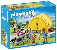 PLAYMOBIL Семейный отдых в кемпинге Family Camping Trip 5435