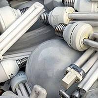 Утилізація люмінесцентних ламп