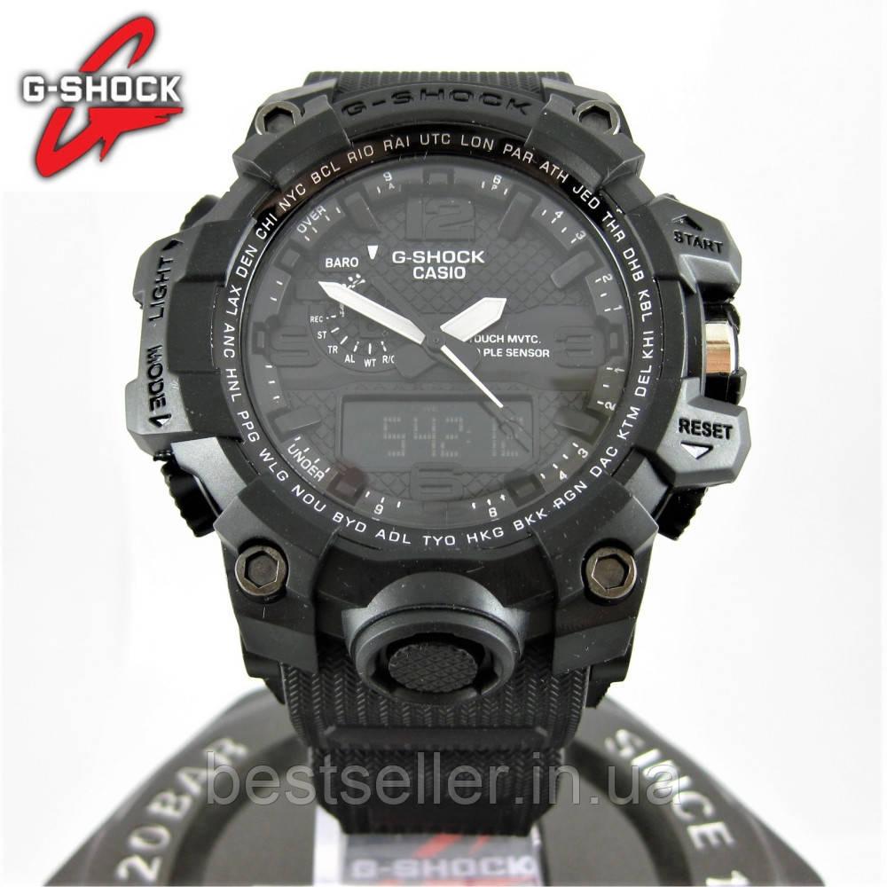 3b939904b5a3 Часы Casio G-Shock GWG-1000 Black. Реплика ТОП качества ...