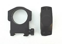 Крепление кольца Vector Optics Tactical 30 mm Weaver, высокие (SCTM-08)