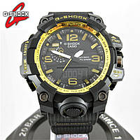Часы Casio G-Shock GWG-1000 Black/Gold