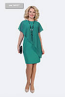 Нарядное платье с 48 по 54 размер  новые цвета