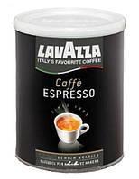 Молотый кофе Lavazza Espresso жестяная банка 250 гр