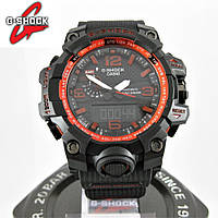 Часы Casio G-Shock GWG-1000 Black/Red