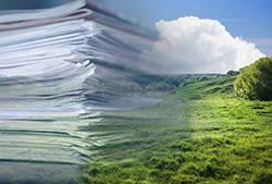 Екологічна документація послуги