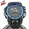 Часы Casio G-Shock GWG-1000 Black/Blue. Реплика ТОП качества!