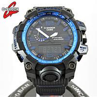 Часы Casio G-Shock GWG-1000 Black/Blue. Реплика ТОП качества!, фото 1