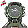 Часы Casio G-Shock GWG-1000 *MILITARY* Black/Green. Реплика ТОП качества!