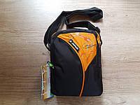 Повседневная тканевая сумка через плечо
