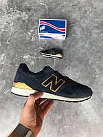 Мужские кроссовки New Balance MRL 996 HB Blue. Живое фото. Топ качество (нью бэланс)