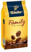 Кофе натуральный молотый Tchibo Family 450 г