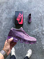"Кроссовки Nike Air VaporMax ""Violet Dust"". Живое фото. Топ качество (найк вапормакс)"
