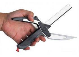 Умный нож Clever cutter. Практичный нож. Хорошее качество. Доступная цена. Купить в интернете. Код: КДН2222