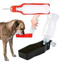 Trixie - поилка походная для собак  0.5 л