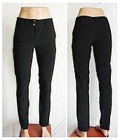Женские брюки весна-осень, хорошо тянутся.