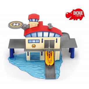 Пожарный Сэм, Морской гараж + лодка, 3099616, фото 2