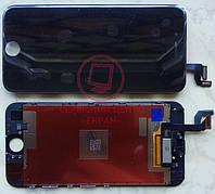 Apple iPhone 6s дисплейний модуль в зборі з тачскріном чорний