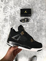 "Кроссовки Nike Air Jordan 4 Retro ""Royalty"" (аир джордан, эир джордан)"
