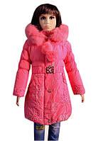Пальто зимнее с подстежкой
