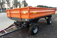 Прицеп-самосвал к трактору 2ПТС-4 (г/п 4 т, кузов 4,2х2,4 м)
