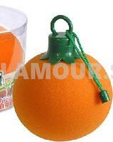 Мини-вибратор мочалка «Апельсин»