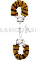 Сувенир Furry Handcuffs - Tiger