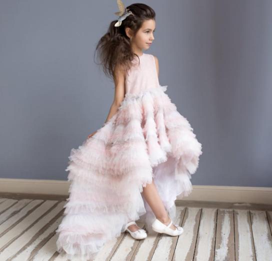 Детское Платье -  восточная Принцесса.