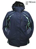Женская Куртка Columbia 7780 синяя