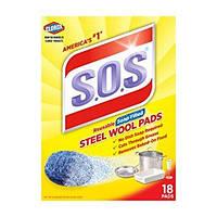 Средство для мытья посуды S.O.S Steel Wool Pads