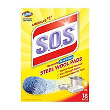 S.O.S Steel Wool Pads, фото 3