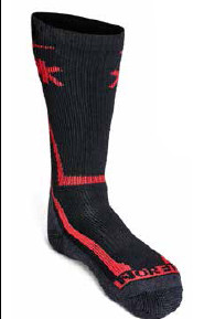 Шкарпетки Norfin ARCTIC MERINO HEAVY T4M (70% вовна, 25% нейл., 5% еласт.303805